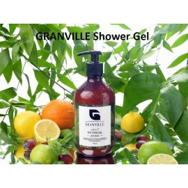 شاور ژل گرنویل - GRANVILLE SHOWER GEL 500 ML