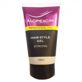 ژل موی ماینوکسیدیل ۱ درصد آلوپکسین اکسین داروی وشت (۱۵۰ میلی لیتر)