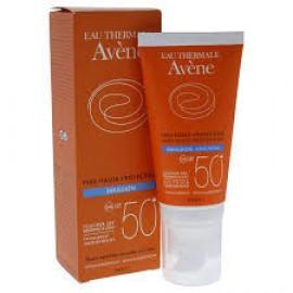 ضد آفتاب 50+ امولسيون رنگي - اون (Avene)