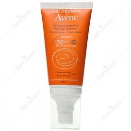 ضد آفتاب 50+ رنگي پمپي - اون (Avene)