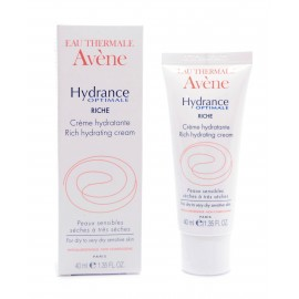اون - کرم مرطوب کننده ملایم(لژر) -Avene - Hydrance optimal light