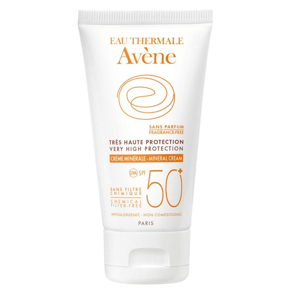 ضد آفتاب 50+ مينرال - اون (Avene)